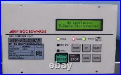 12266 Boc Edwards Stp Turbomolecular Pump Control Unit Scu-a2503wav