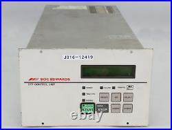 12419 Boc Edwards Turbomolecular Pump Control Unit Stp-a2203w1-u