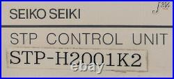 16445 Seiki Seiko Turbomolecular Pump Control Unit, Stp-h2001k2 Scu-h2001k2