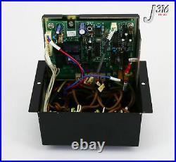 18718 Seiko Seiki Turbomolecular Pump Control Unit, Ac120v, 50/60hz Scu-stc-m