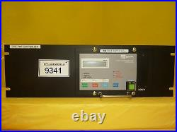 305W Ebara REM01 PWM20M Turbomolecular Pump Controller Rack Turbo Tested Working