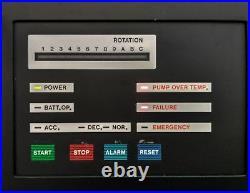 3443 Ebara Turbo Molecular Pump Controller, 600w Etc04 Pwm-10m Et600w