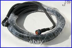 3799 SHIMADZU TURBOMOLECULAR PUMP CONTROL UNIT With CABLES EI-1003M