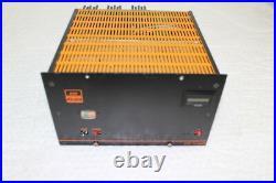 4222 CIT-Alcatel- Annecy Ty 56984 CFF Turbomolecular Pump Controller