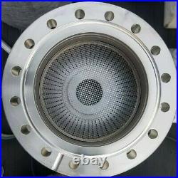 6 Conflat Leybold Turbovac 360 CSV Turbomolecular Vacuum Pump + Controller