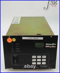 8630 Mitsubishi Turbo-molecular Pump Control Unit Ft-300w-t7-120m