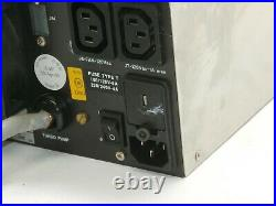 Agilent Varian Turbo-V 550 Turbomolecular Vacuum Pump Controller 9699444S018