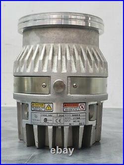 Agilent Varian Turbo-V TV-301 Turbomolecular Navigator Pump with301 PCB Controller