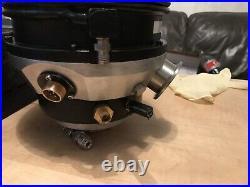 Alcatel 5402 Turbo Molecular Pump & cff 450 Controller