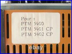 Alcatel 8220 Turbomolecular Pump Controller CFF 450 TURBO 7A9 Refurbished