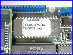 Alcatel P0211N Turbomolecular Pump Controller Panel PCB ACT 1300 M Working Spare