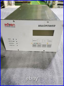 As-Is ADIXEN 796-046752-003 MAGPOWER Turbo Molecular Pump Control Unit
