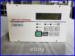 As-Is EDWARDS SCU-750 Turbo Molecular Pump Control Unit