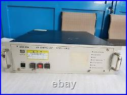 As-Is SEIKO SEIKI STP-1000C Turbo Molecular Pump Control Unit