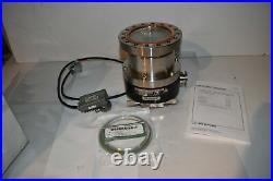 ^^BOC Edwards EXT 255H EXT255H Turbomolecular Vacuum Pump withEXDC80 Control(WL32)