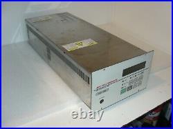 BOC Edwards SCU-1500 Turbomolecular Pump Control Unit PT59Z0Z00