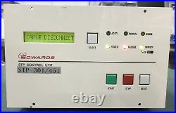BOC Edwards STP-301/451 Turbomolecular Pump control Unit