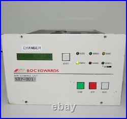 BOC Edwards STP-301 SCU-301 turbomolecular pump control unit 200-240VAC