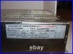 BOC Edwards STP-XH2603C Turbomolecular Pump Control Unit
