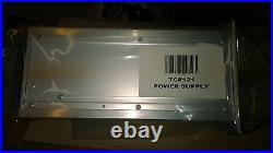 Balzers Pfeiffer TPC121 Turbomolecular Pump Controller Varian E11003080 Resolver