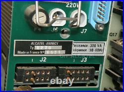 CFF 450 TURBO Alcatel 8220 Turbomolecular Pump Controller Turbo Guaranteed
