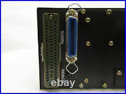 Ebara 305W Turbomolecular Pump Controller Turbo Used Working