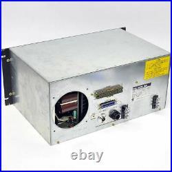 Ebara ET600W Turbomolecular Pump Controller 600W ETC04 PWM-20M AS-IS Missing Fan