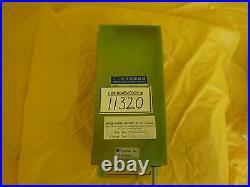 Ebara ET600W Turbomolecular Pump Controller Battery Pack Turbo Working Surplus