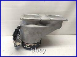 Edwards 200/200H 24V Turbo Molecular High Vacuum Pump with EXDC160 Controller