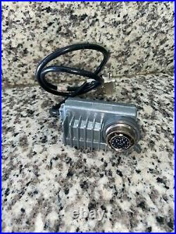 Edwards EXDC160 Turbomolecular Pump Controller D39641000 70-85V 187W