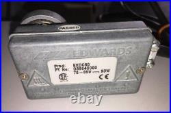 Edwards EXDC80 Turbomolecular Pump Controller D39640000 70-85V 93W