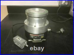 Edwards EXT 255HI Turbo Molecular High Vacuum Pump with Controller