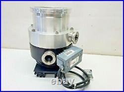 Edwards EXT255H / G2589-80062 Turbomolecular Vacuum Pump with EXDC160 Controller