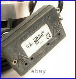 Edwards EXT255H Turbomolecular Vacuum Pump with EXDC80 24V Drive Controller