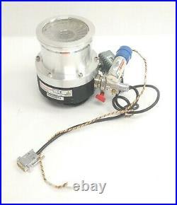 Edwards EXT255H Turbomolecular Vacuum Pump with EXDC80 24V Drive Controller 275071