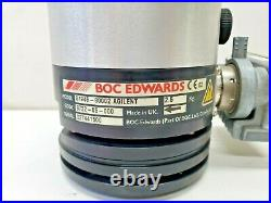 Edwards EXT70 / G1946-80002 Turbomolecular Vacuum Pump with EXDC80 Controller