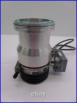 Edwards EXT70 Turbomolecular Pump with EXDC80 Pump Controller
