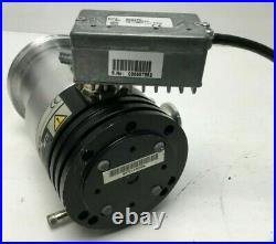 Edwards EXT70 Turbomolecular Pump with EXDC80 Pump Controller with Free Shipping