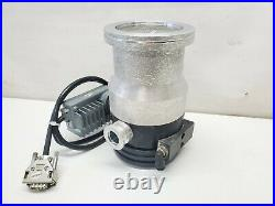 Edwards EXT70 Turbomolecular Vacuum Pump with EXDC80 Controller and Cable