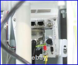 Edwards EXT75DX Turbo Molecular Pump, XDD1 Diaphragm, Controller & TIC Cart 7088