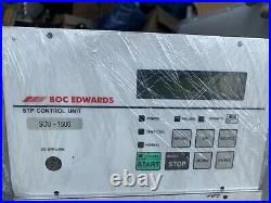 Edwards SCU1500 Turbomolecular Pump Controller