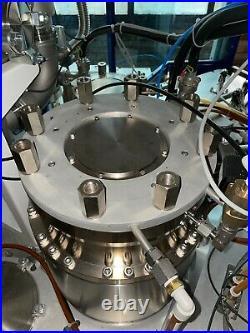 Edwards STP-XH2603P Turbomolecular Vacuum Pump + STP Control Unit