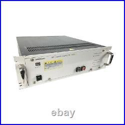 Edwards/Seiko Seiki STP-400 Turbo Molecular Pump Control Unit Warranty