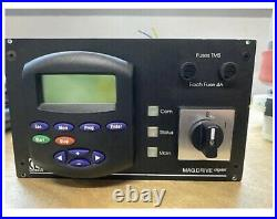 LEYBOLD TURBOVAC MAGDRIVE Digital Pump Controller 400035V0011