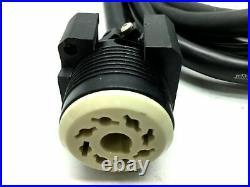 Leybold 85765-000-3M Pump Controller Cable Turbotronik Turbovac Turbomolecular