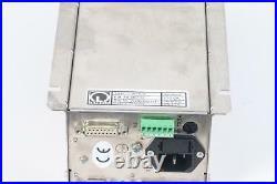 Leybold CT 200 ECE. 862 72 Cone. Trol 200 Turbomolecular Pump Controller 85-265V