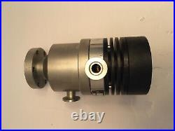 Leybold TMP-50 Turbomolecular Pump with 2.75 CF Flange Inlet & Control Cable
