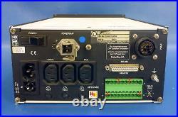 Leybold TurboTronik NT 20 Turbomolecular Vacuum Pump Controller
