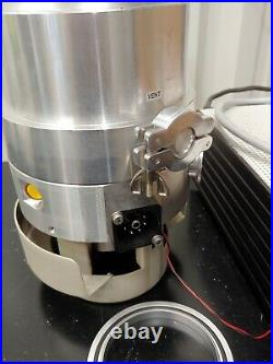 Leybold Turbovac 361 Turbomolecular Pump & Turbotronik NT 151/361 Controller