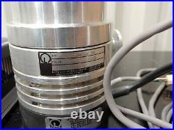 Leybold Turbovac 50 Turbomolecular Pump & Turbotronik NT 12 Controller